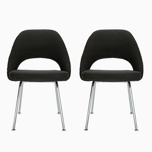 Chairs by Eero Saarinen for Knoll, 1950s, Set of 2