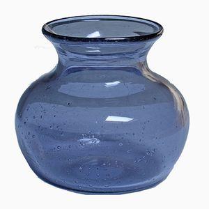 Handgemachte Vase von Erik Höglund für Kosta Boda, 1960er