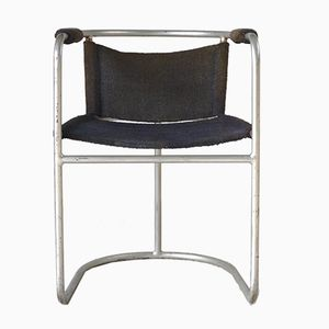 Modernist Armchair by Bas van Pelt for EMS Overshie, 1930s