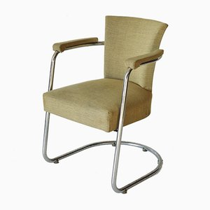 Armchair by Jan Schröfer for Ahrend De Cirkel, 1930s