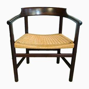 PP52 Ferry Chair by Hans J. Wegner for PP Møbler, 1970s