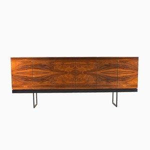 Vintage Large Minimalist Rosewood Sideboard