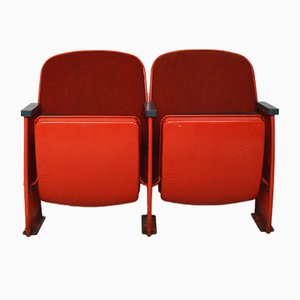 Seduta da cinema a due posti, anni '50