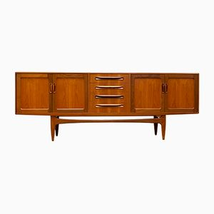 Mid-Century Fresco Series Teak Sideboard by Victor Wilkins for G-Plan, 1960s