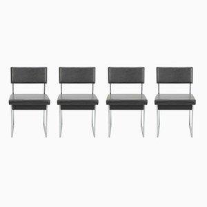 Schweizer Stühle, 1960er, 4er Set