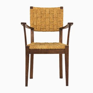 Chaise par Audoux & Minnet pour Vibo, France, 1950s