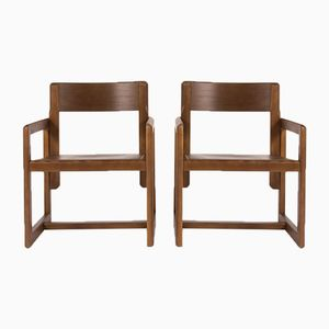 Mid-Century Armchairs by André Sornay, 1960s, Set of 2