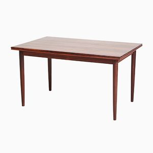 Extendable Danish Rosewood Dining Table by Dyrlund, 1960s