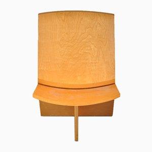 Birch Lounge Chair by Willem Heinen, 1980s