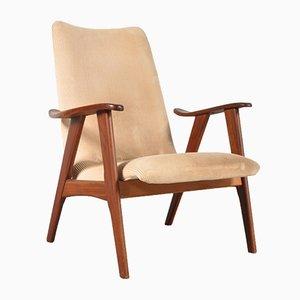 Niederländischer Sessel von Louis van Teeffelen für WéBé, 1960er