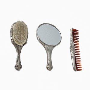 Set da barbiere Art Déco