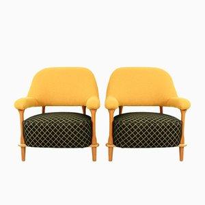 Modell 109 Sessel von Theo Ruth für Artifort, 1955, 2er Set