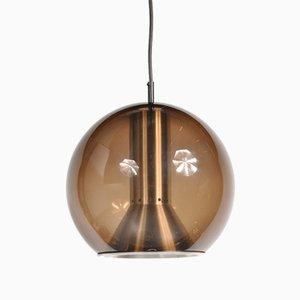 Kugellampe von Frank Ligtelijn für Raak, 1960er