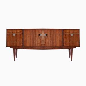 British Teak Sideboard from Stonehill, 1940s