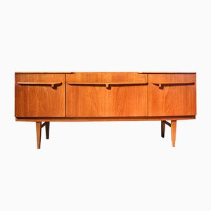 Vintage English Teak Sideboard, 1960s