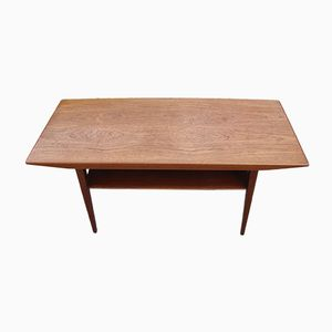 Scandinavian Coffee Table, 1960s