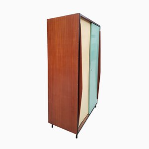 Belgian School Cabinet by Willy Van Der Meeren for Tubax, 1960s