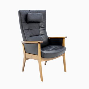 Modern Leather Armchair from Farstrup Møbler, 1999