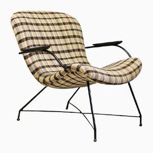 Brazilian Lounge Chair by Carlo Hauner & Martin Eisler for Forma, 1950s