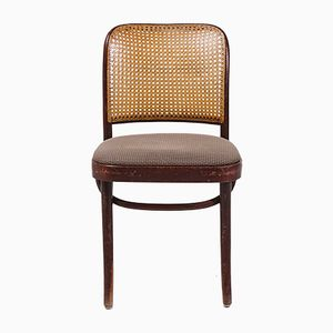 Model A817 Chair by Josef Hoffmann & Josef Frank for Thonet, 1920s