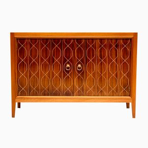 Mahogany Sideboard by David Booth & Judith Ledeboer for Gordon Russell, 1950s