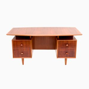 Mid-Century Rosewood Desk by Christopher Heal, 1950s