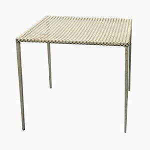 MId-Centuy Side Table by M. Matégot for Renoux et Genisset