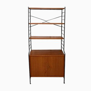 Mid-Century Teak Shelving Unit from WHB, 1950s