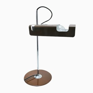 Vintage Spider Desk Lamp by Joe Colombo for Oluce