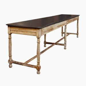 Antique Drapery Table