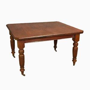 Viktorianischer Walnuss Tisch, 19. Jh.