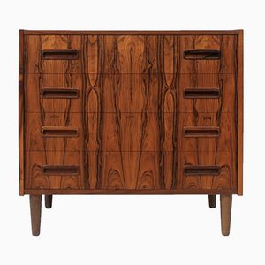 Rosewood Chest of Drawers from Westergaards, 1960s