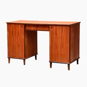 Mid-Century Danish Storage Desk, 1960s
