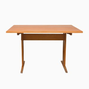 Wooden Dining Table, 1960s