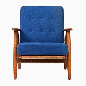 Model GE-240 Cigar Chair by Hans J. Wegner for Getama, 1950s