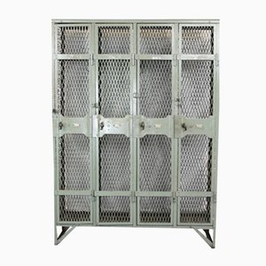 Antique Factory Locker from Walls Limited