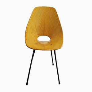 Medea Chair by Vittorio Nobili for Fratelli Tagliabue, 1950s