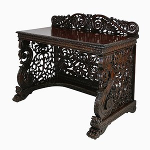 Antique Console Table, 1830s