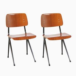Niederländische Vintage Beistellstühle von Marko, 1960er, 2er Set
