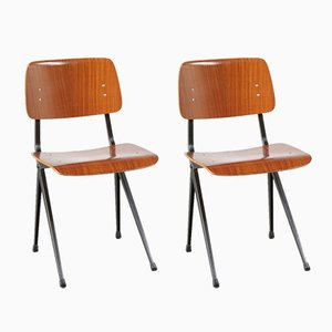 Vintage Dutch Side Chairs from Marko, 1960s, Set of 2