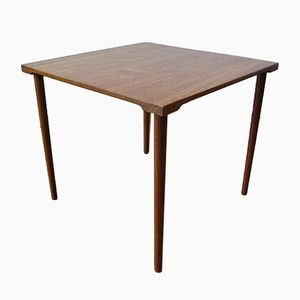 Danish Teak Side Table by Peter Hvidt & Orla Mølgaard-Nielsen for France & Søn, 1960s