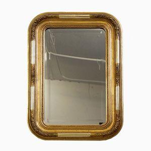 Specchio piccolo Luigi Filippo, Francia, fine XIX secolo