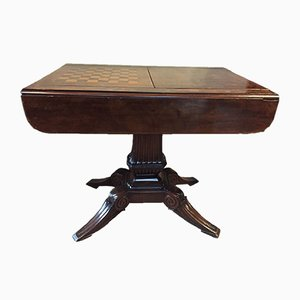 19th Century Game Table