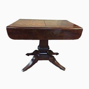 Mesa de juegos, siglo XIX