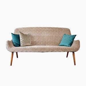 Mid-Century 3-Sitzer Cocktail Sofa