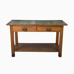 Vintage Laboratory Table, 1940s