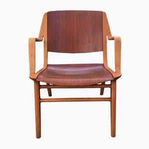AX Chair von Peter Hvidt & Orla Mølgaard Nielsen für Fritz Hansen, 1950er