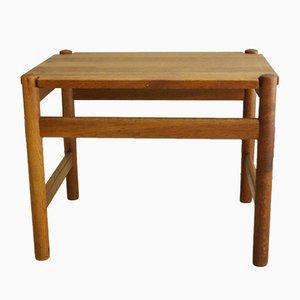 Tavolino di Hans J. Wegner per PP Møbler, anni '60