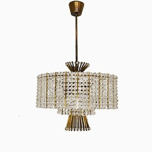 Chandelier by Emil Stejnar for Rupert Nikoll, 1960s
