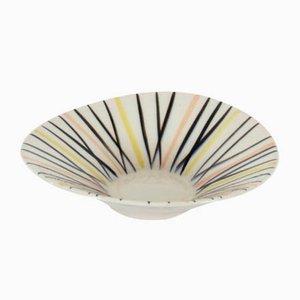 Ceramic Bowl by Jarmila Formankova for Ditmar Urbach, 1959